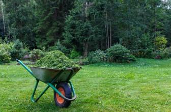 Come procedere allo smaltimento dell'erba tagliata?